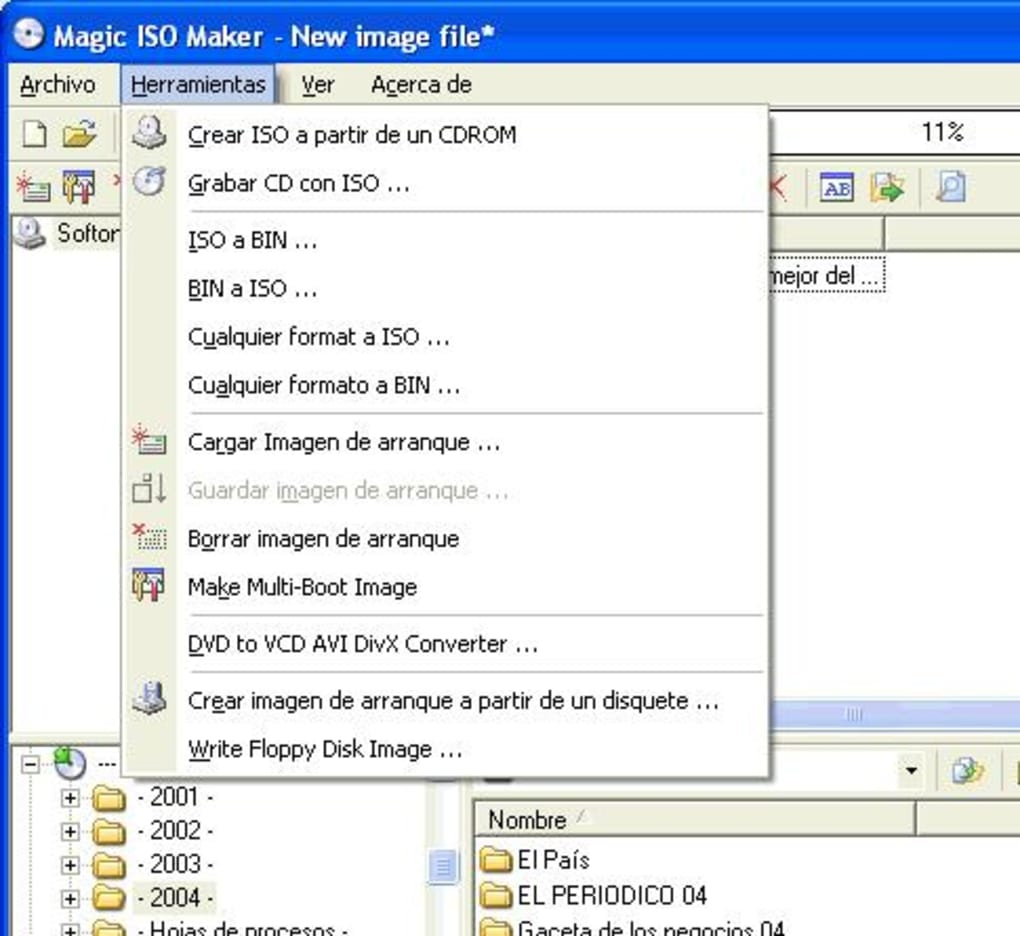 Magic ISO Maker - Download