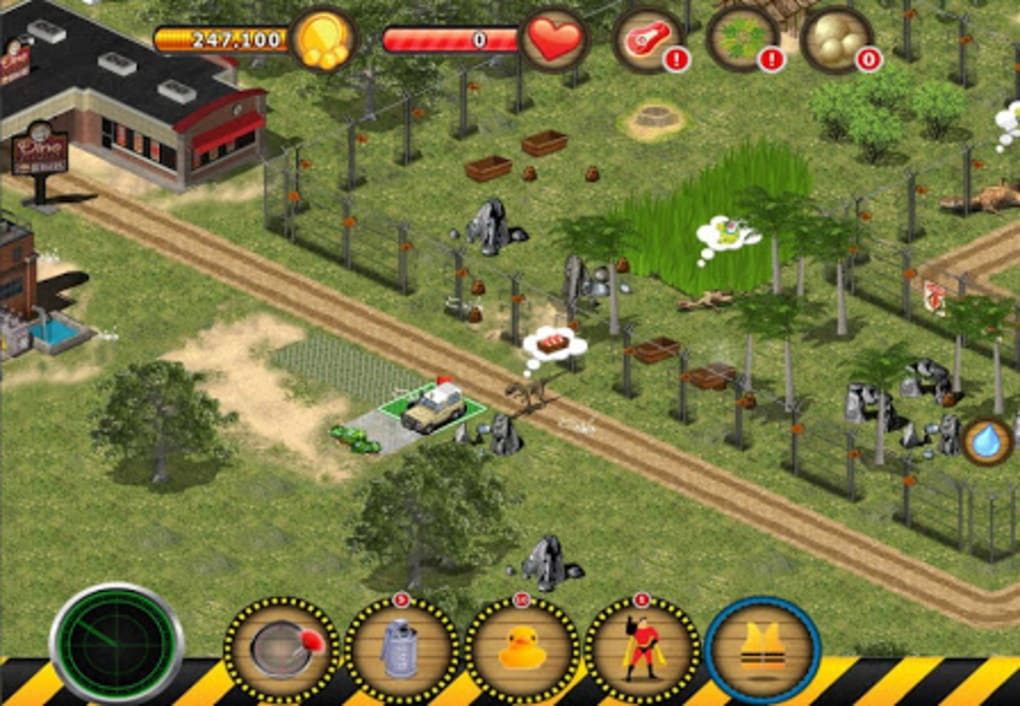 Jurassic Island: Dinosaur Zoo for Android - Download