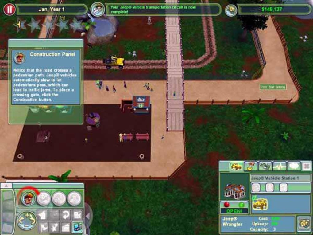 download zoo tycoon 2 endangered species full version
