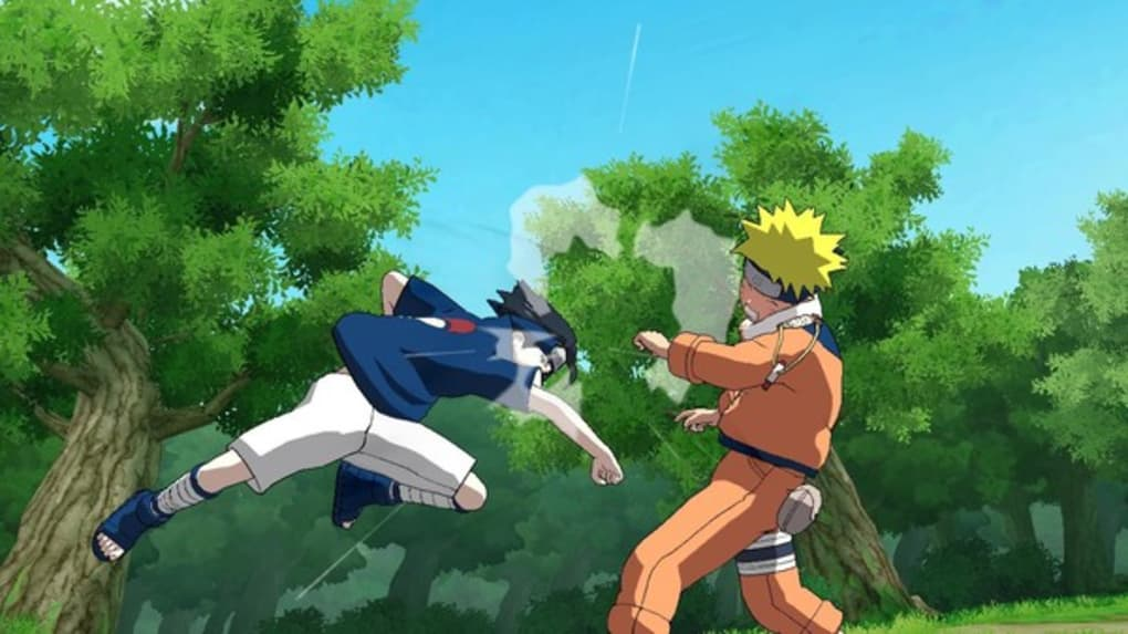 NARUTO: Ultimate Ninja Storm - Download