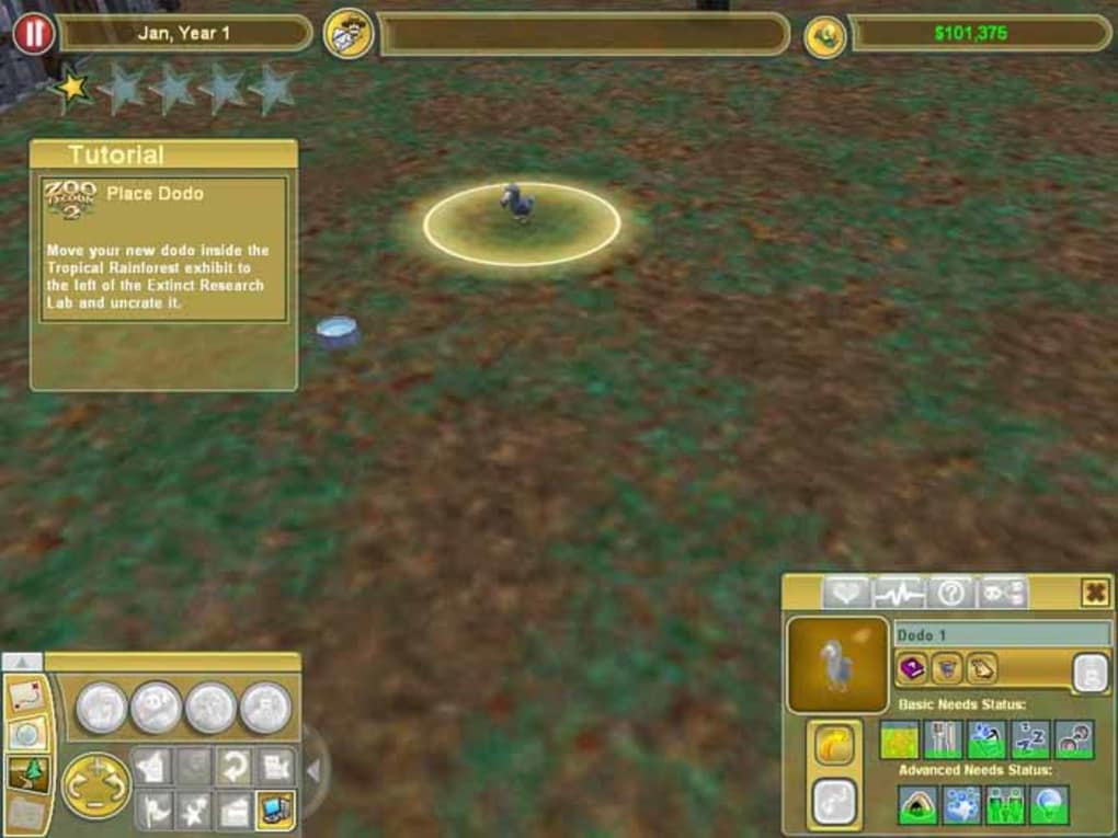 zoo tycoon for mac