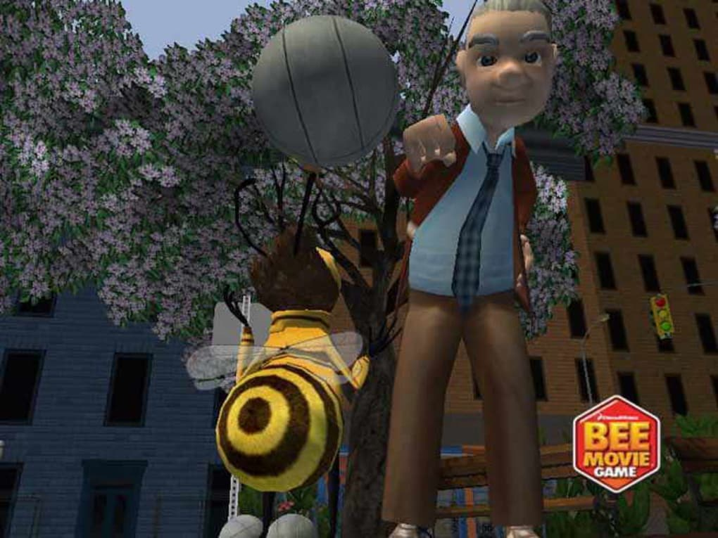 Full Version PC Games Download Free - Bee Movie Game (PC ...