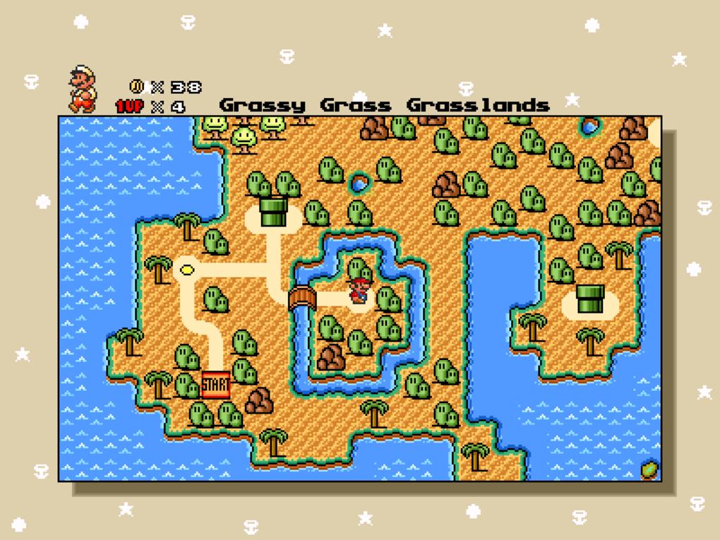 Super Mario Bros X - Descargar