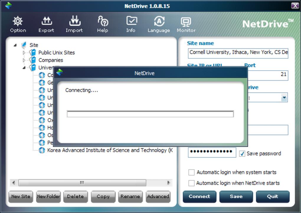 Netdrive letzte freeware version