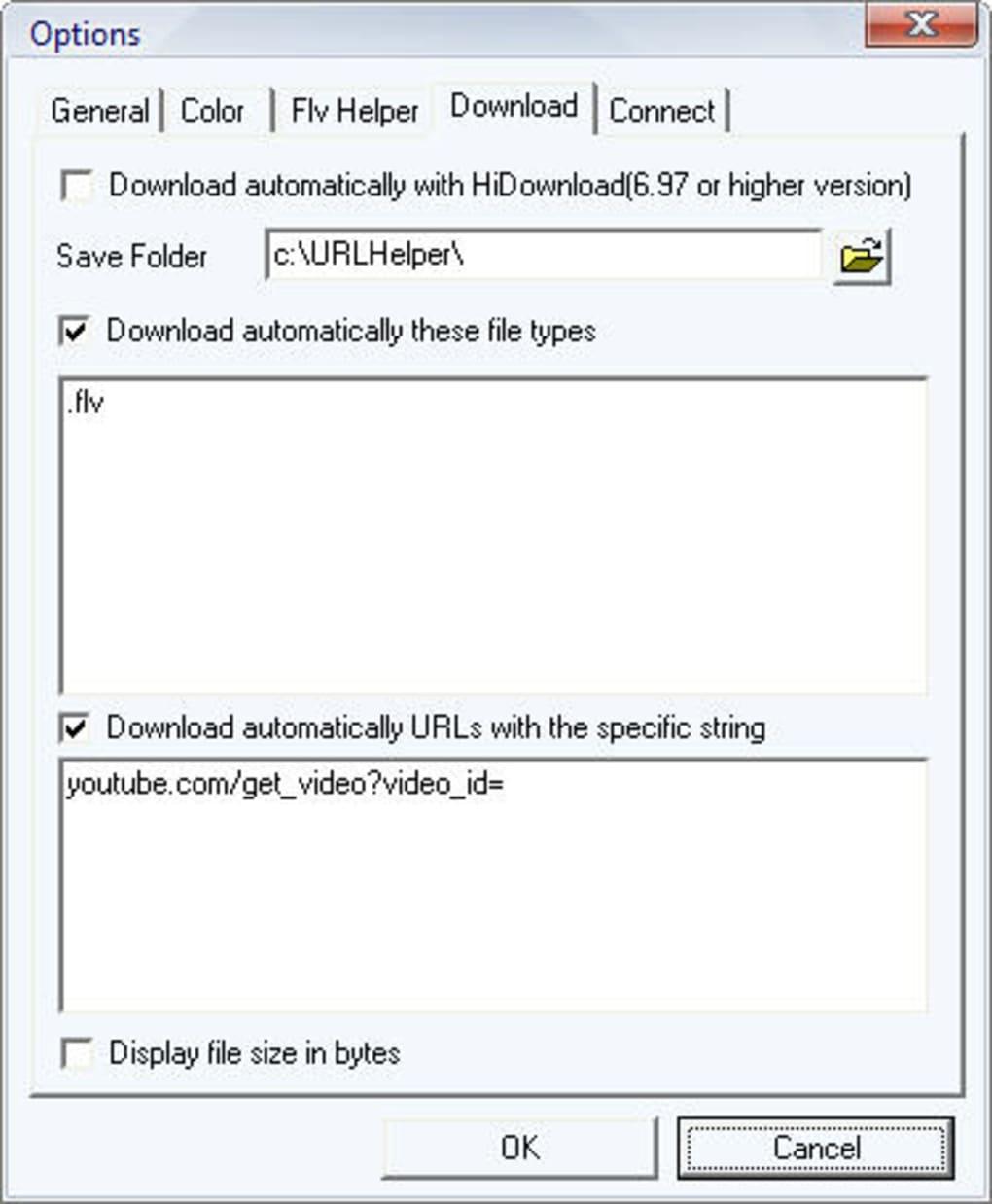 URL Helper - Download