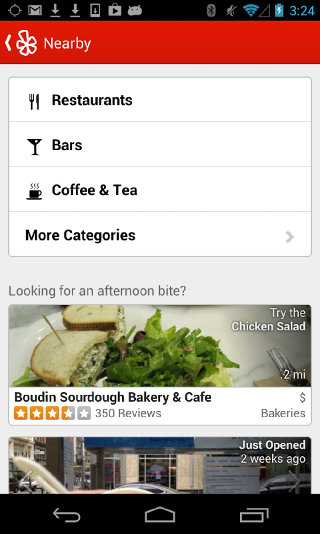 Yelp for Android - Download