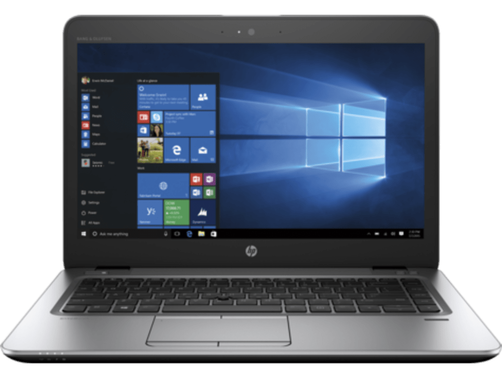HP EliteBook 840 G4 Notebook PC drivers - Download