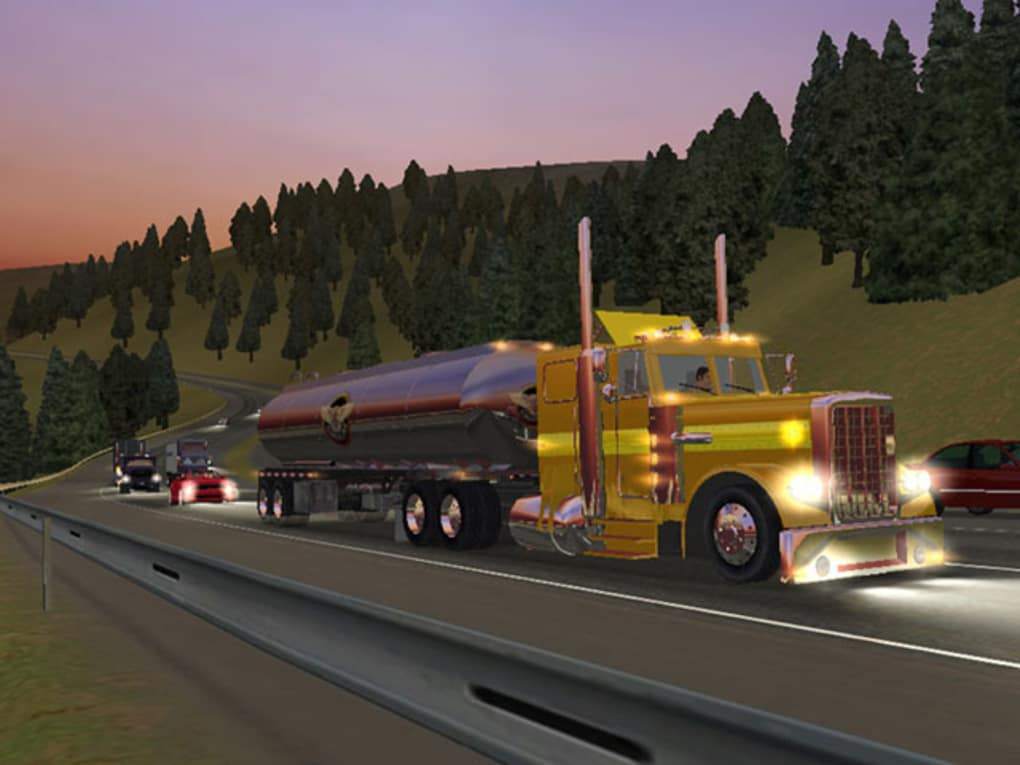 o jogo 18 wheels of steel haulin completo gratis