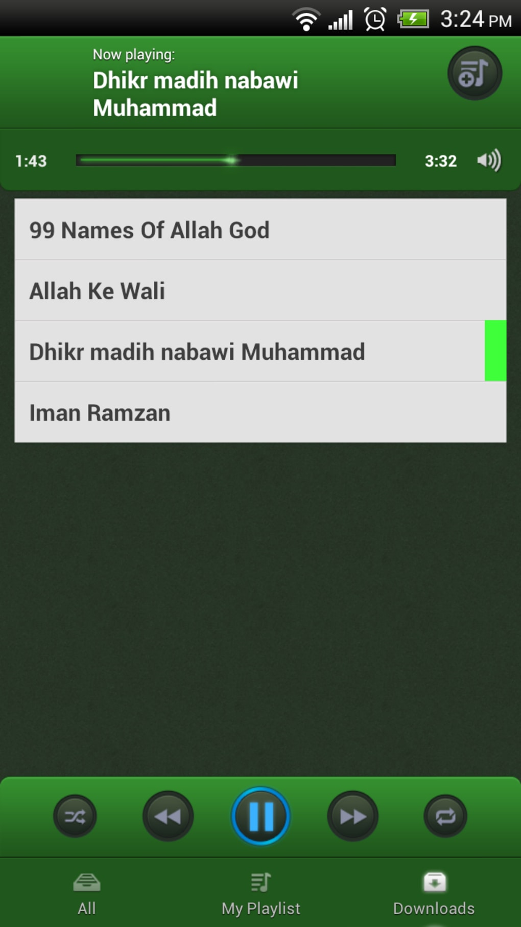 Islamic Music for Android - Download