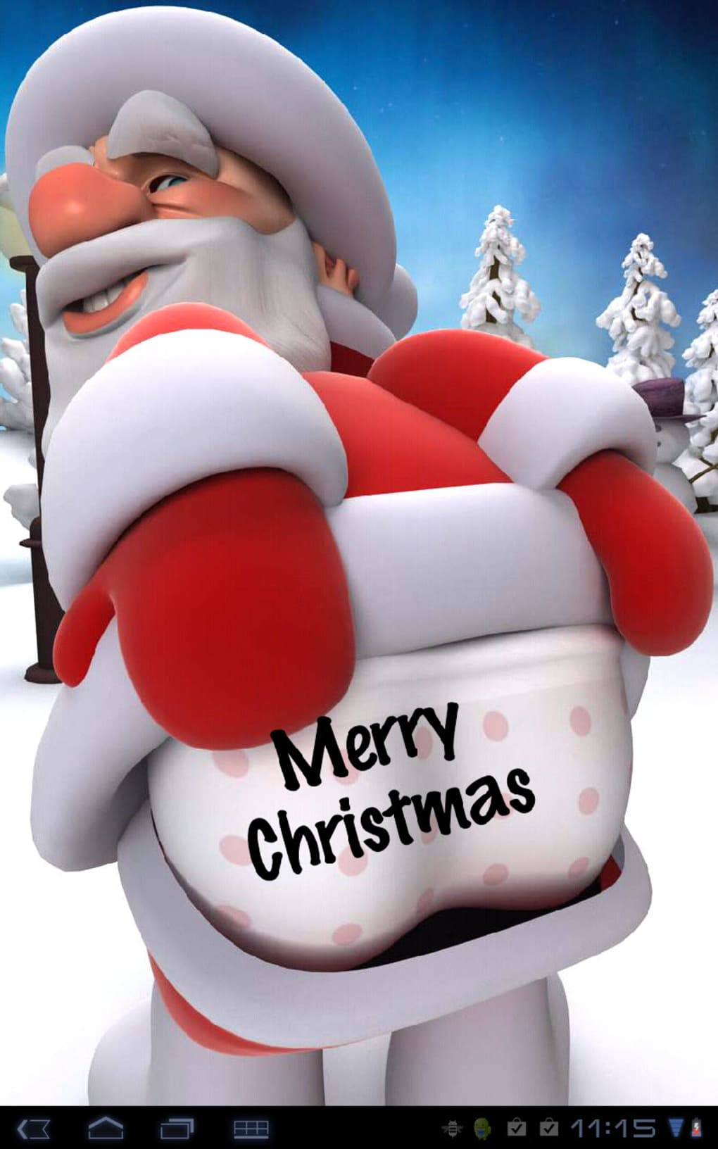 Talking Santa Per Android Download