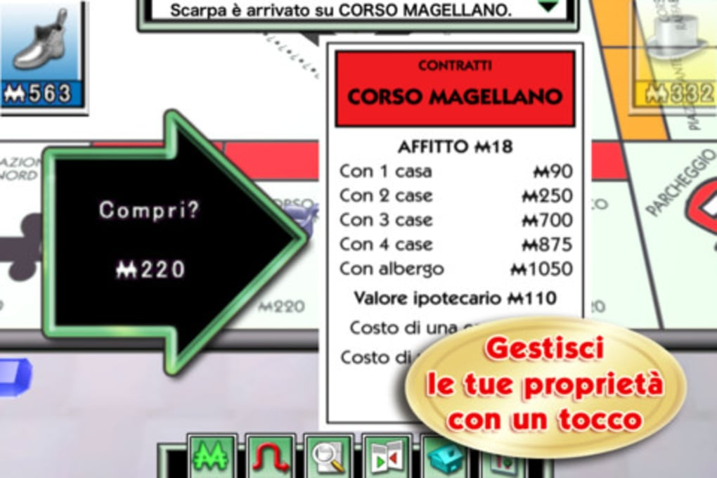 monopoly online multiplayer ipad