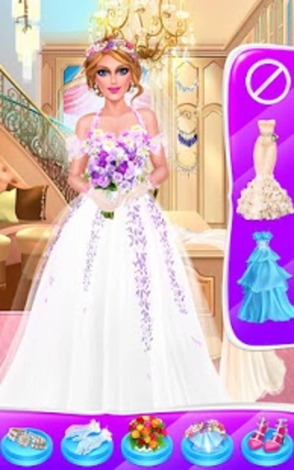 Indian Bridal Games Makeup Dressing Up