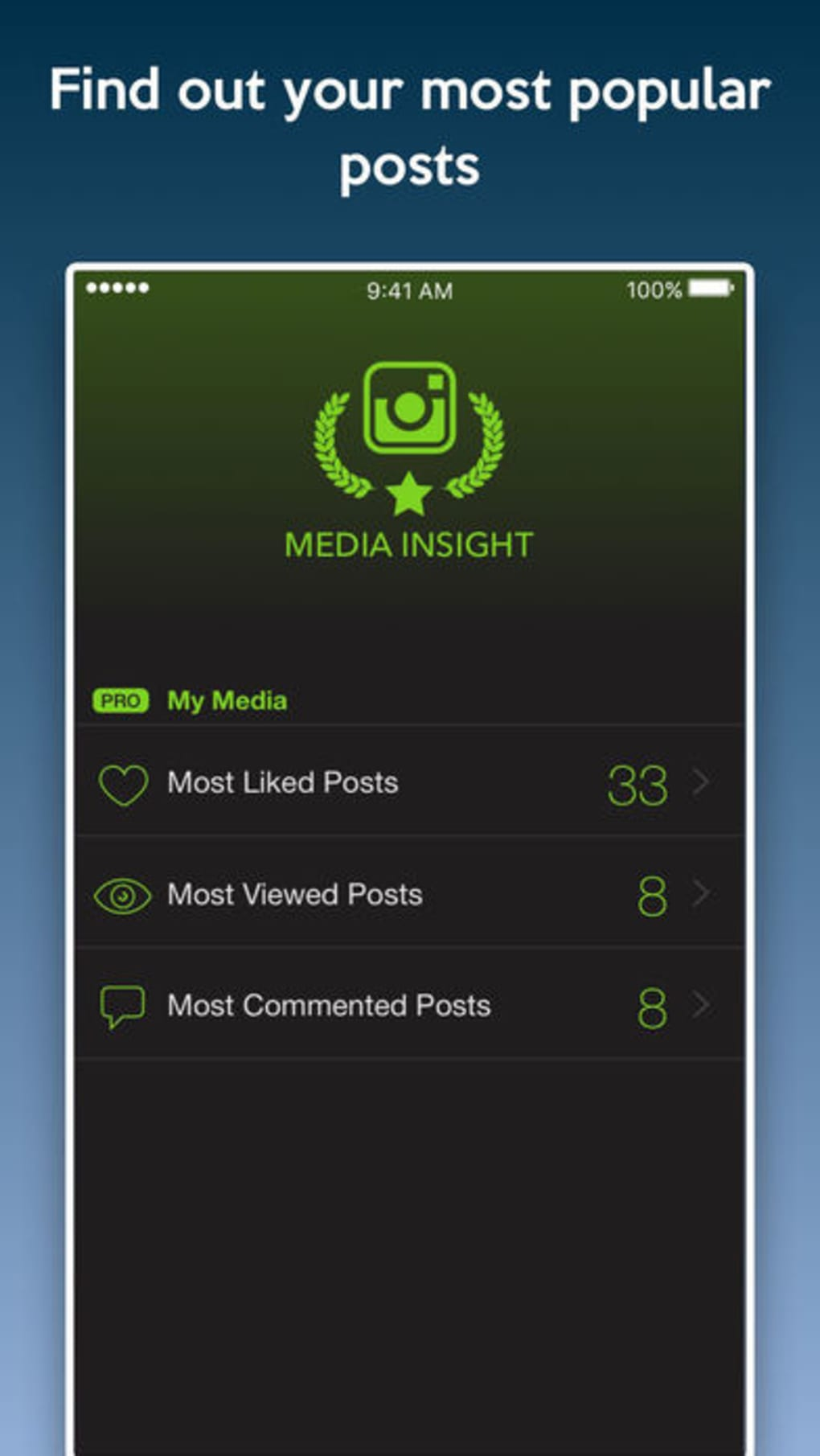 Followers Report For Instagram Followers Insight For Iphone Download
