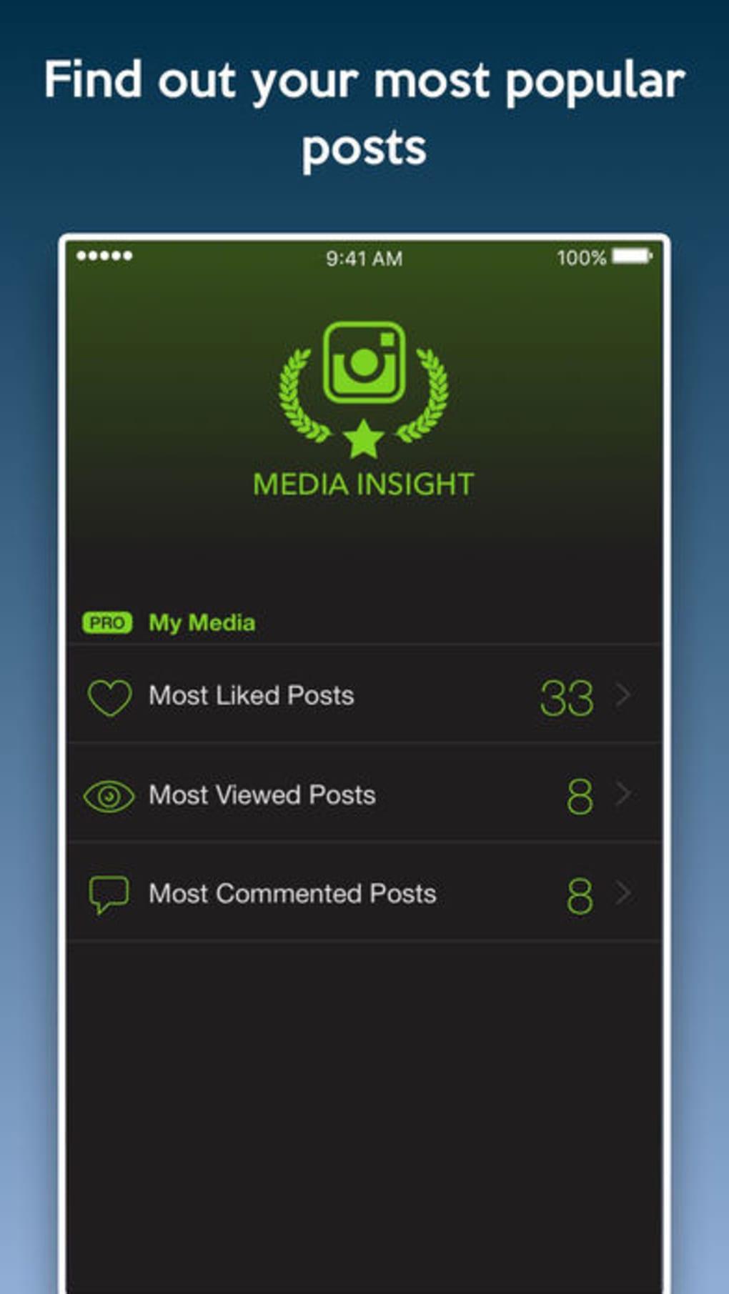 Follow Insights Pro Apk