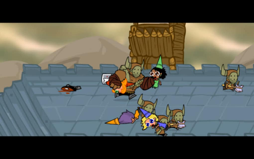 castle crashers free download android
