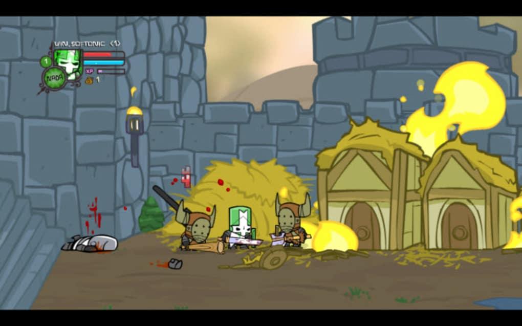 castle crashers pc download