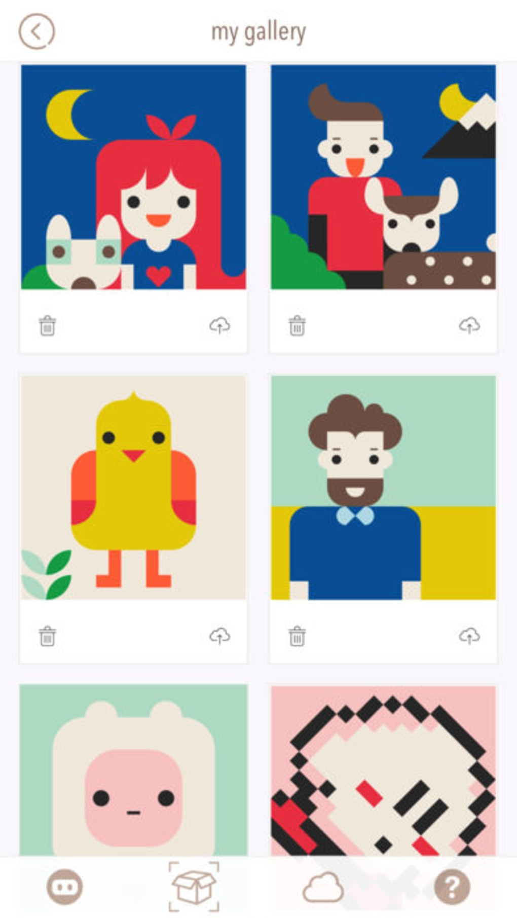 New Pixels for iPhone - Download