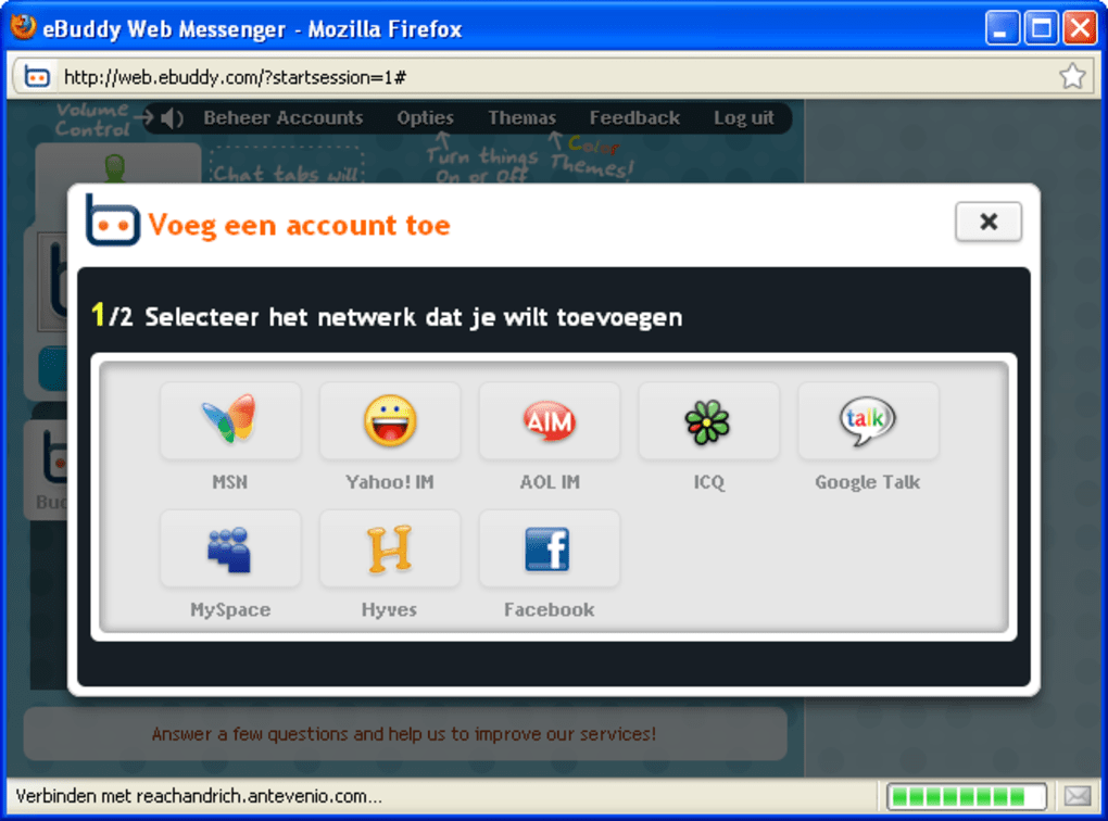 ebuddy gratis italiano