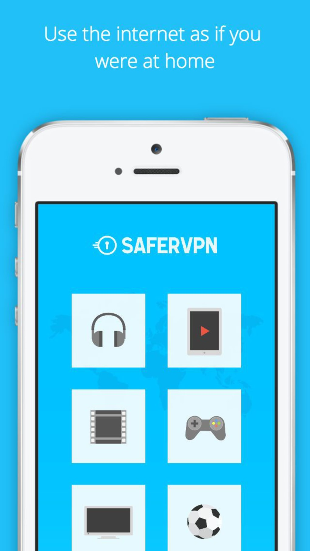 Download free VPN trial for iPhone/iPad