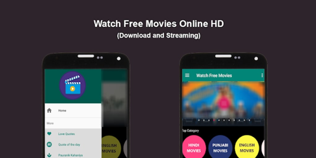 free english movies android app