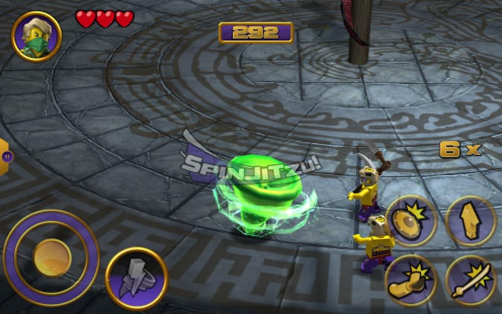 lego® ninjago™ tournament apk para android  download