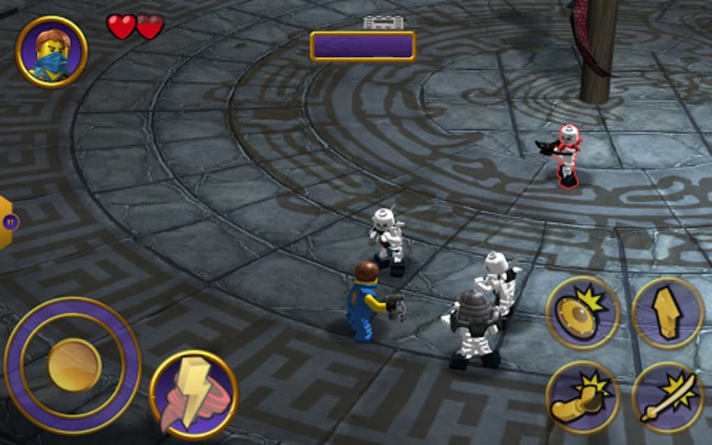 lego ninjago tournament full game free download for android