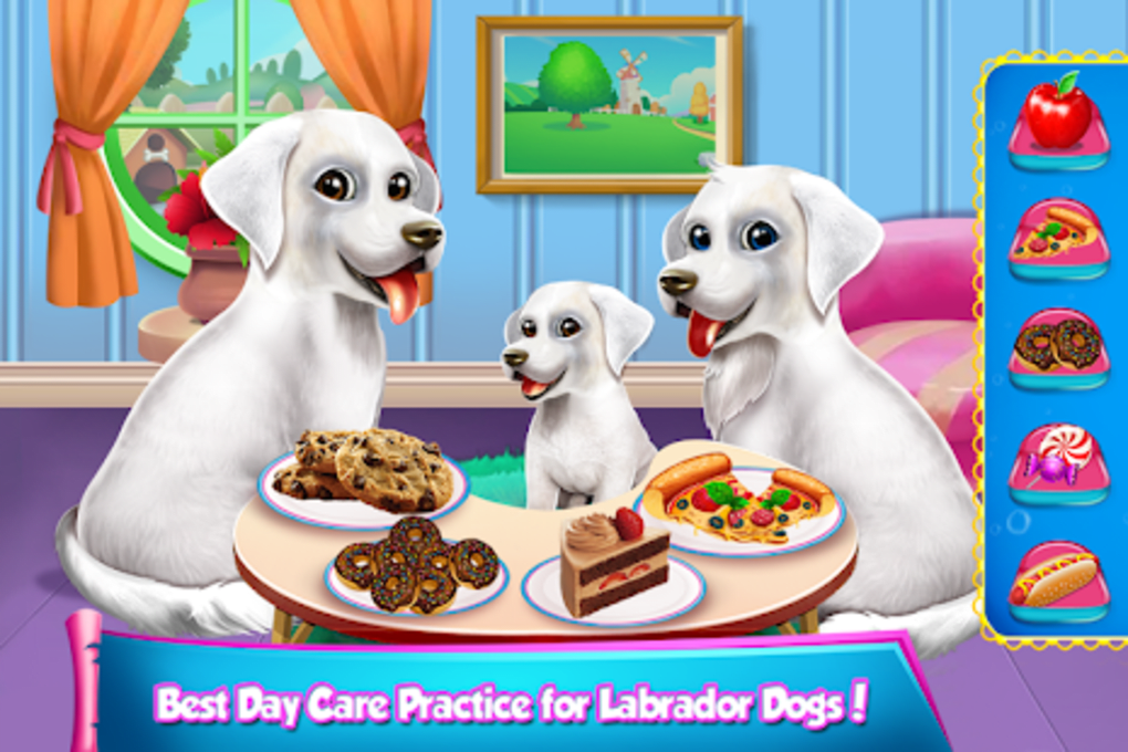 Labrador Puppies Family For Android Download