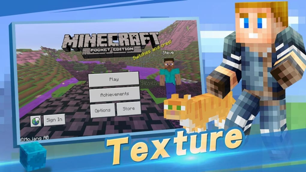 Master for Minecraft-Launcher for Android - Download