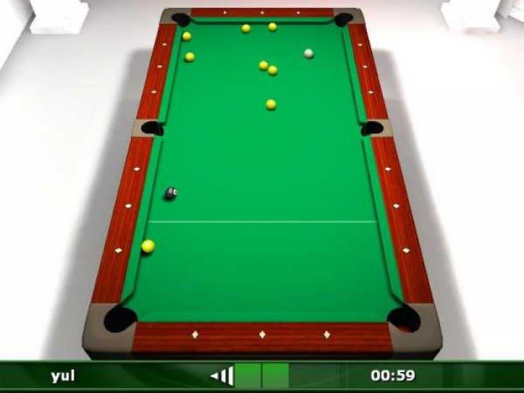 jeux billard ddd pool gratuit