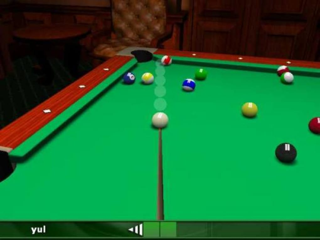 jeux de billard ddd pool