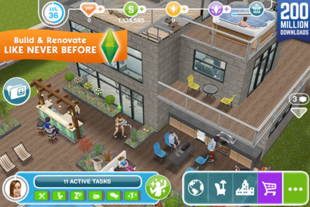 the sims freeplay pc free download
