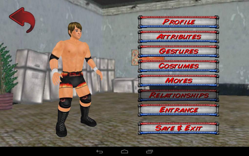 Wrestling Revolution 3D for Android - Download