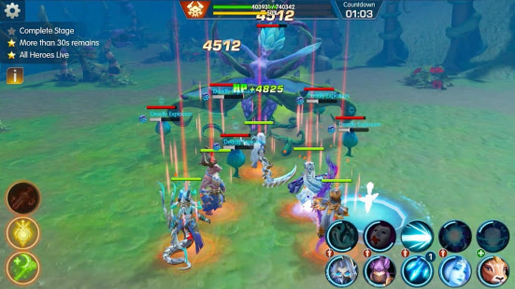 Sins Raid for Android - Download