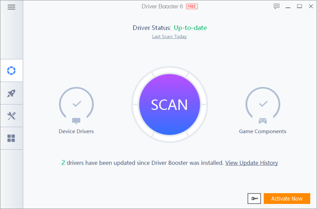 driver booster free download for windows 8