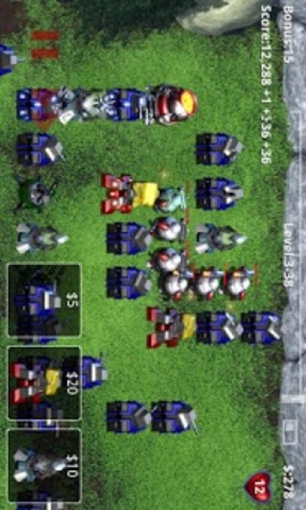 robo defense full version apk free download