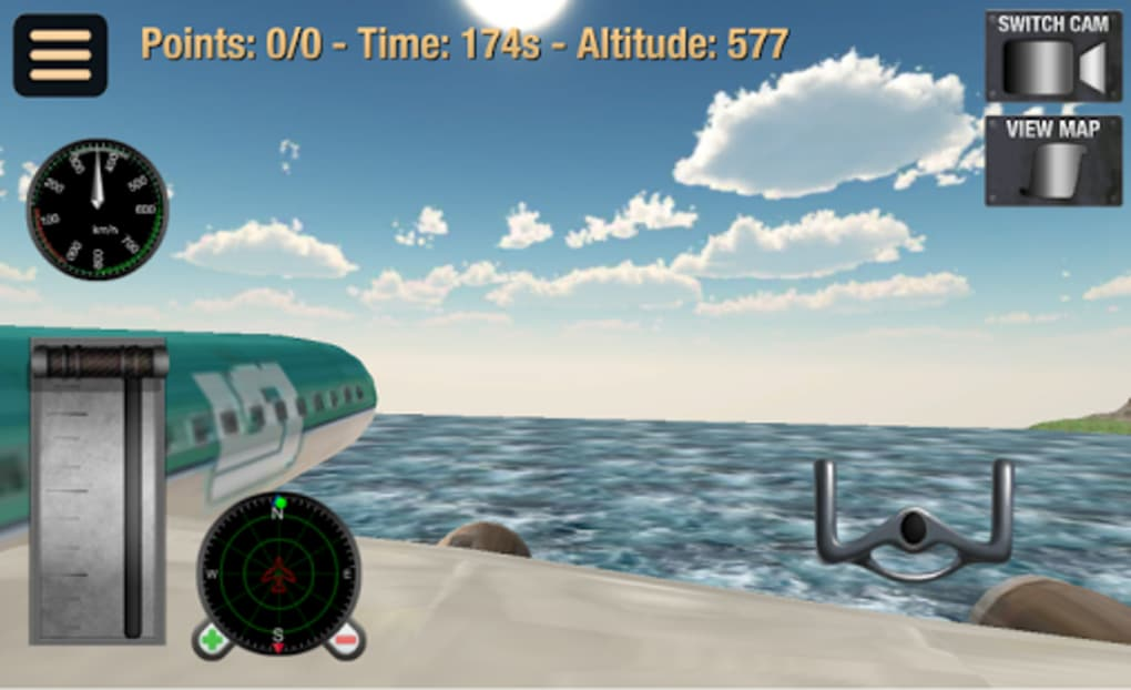 Flight Simulator: Fly Plane 3D for Android - Download