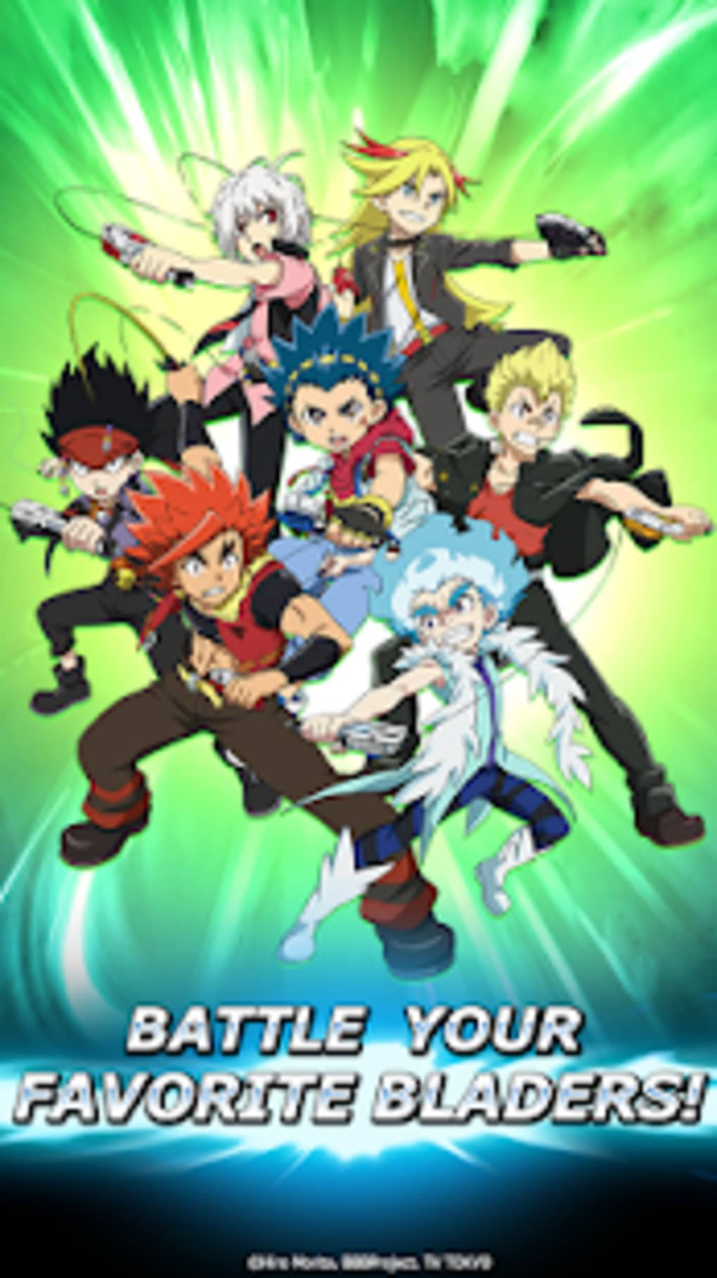 Beyblade Burst Rivals for Android - Download