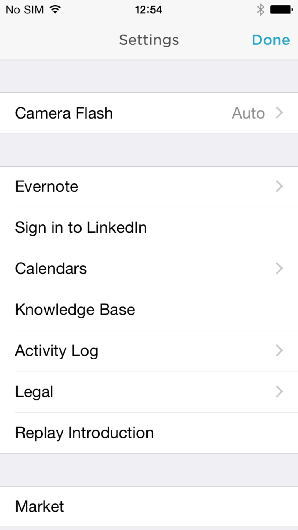 Evernote scannable for iphone download evernote scannable pros reheart Image collections