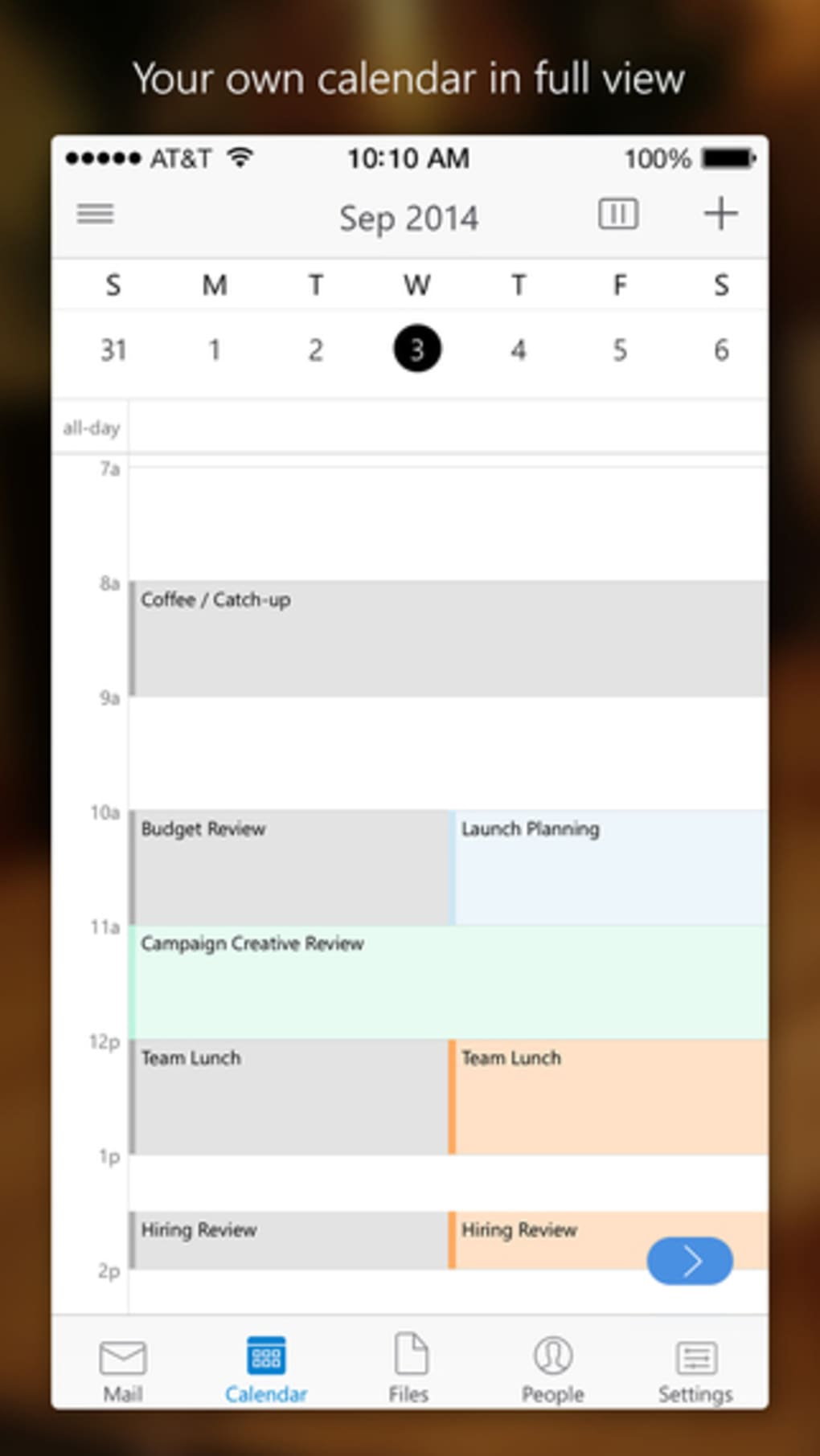 Microsoft Outlook for iPhone - Download