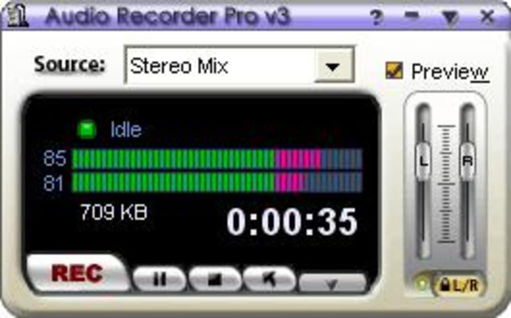 Audio Recorder - Download
