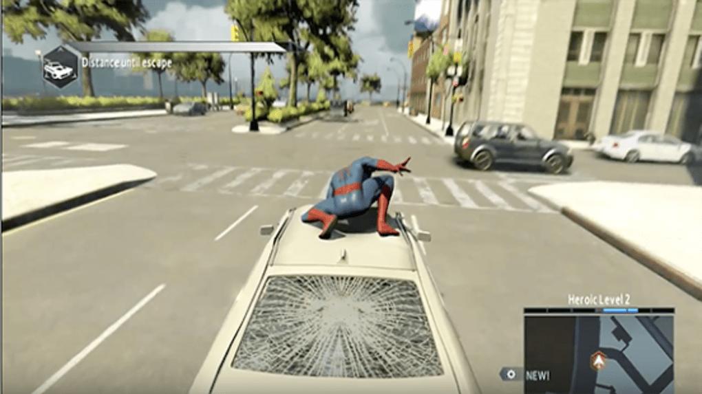 amazing spiderman 3 game