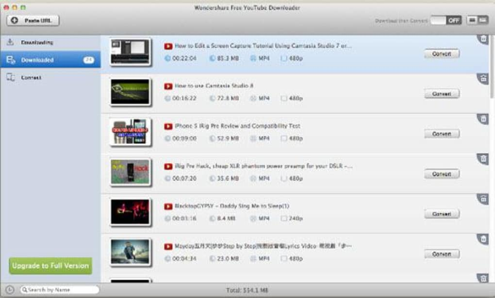 downloading youtube videos mac