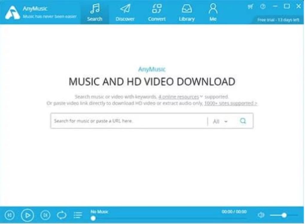 AnyMusic MP3 Downloader - Download
