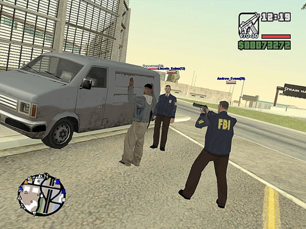 San Andreas: Multiplayer - Download