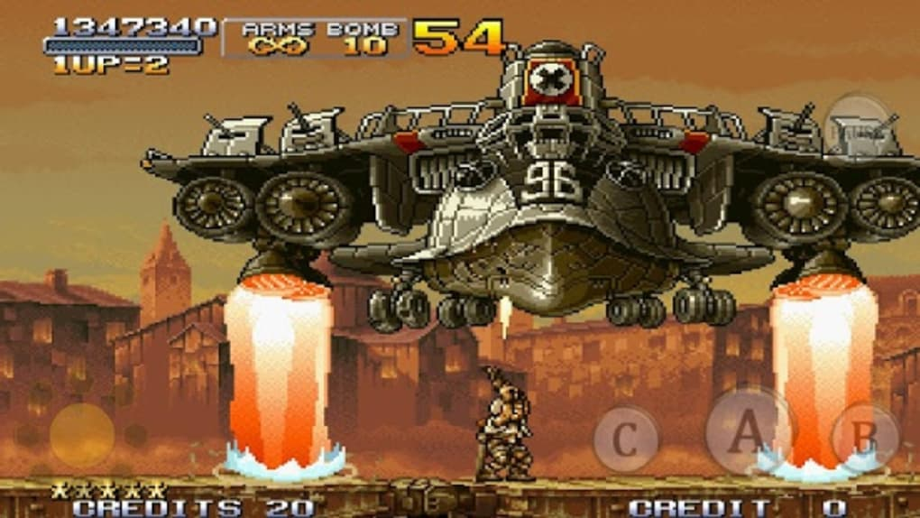 Metal Slug X - Download