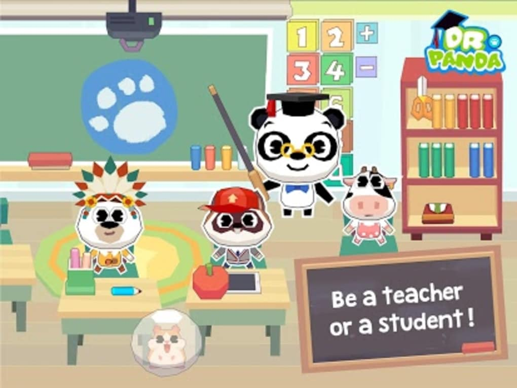 Dr  Panda School for Android - Download