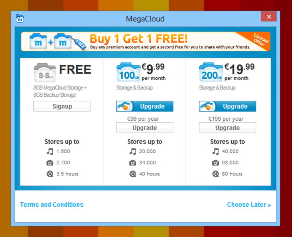 MegaCloud - Download