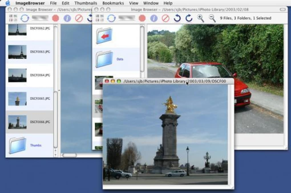 ImageBrowser for Mac - Download
