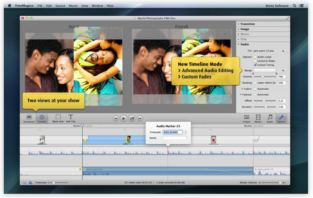 FotoMagico (Mac OS X) - Programs - Elite7Hackers Network