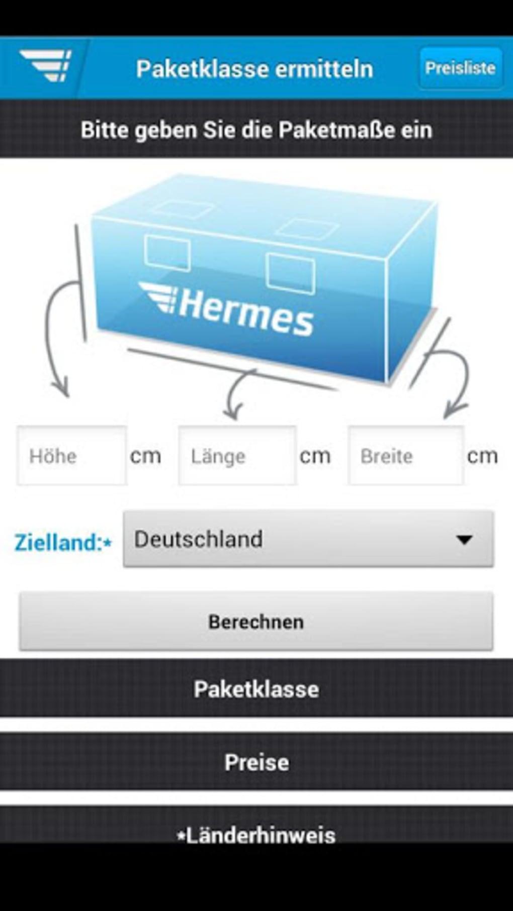 hermes für android - download